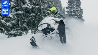 EPIC 280 Track – Pushing the Limits of Deep Snow Adventure
