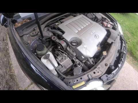 Replace daytime running lights yourself 2008 Lexus