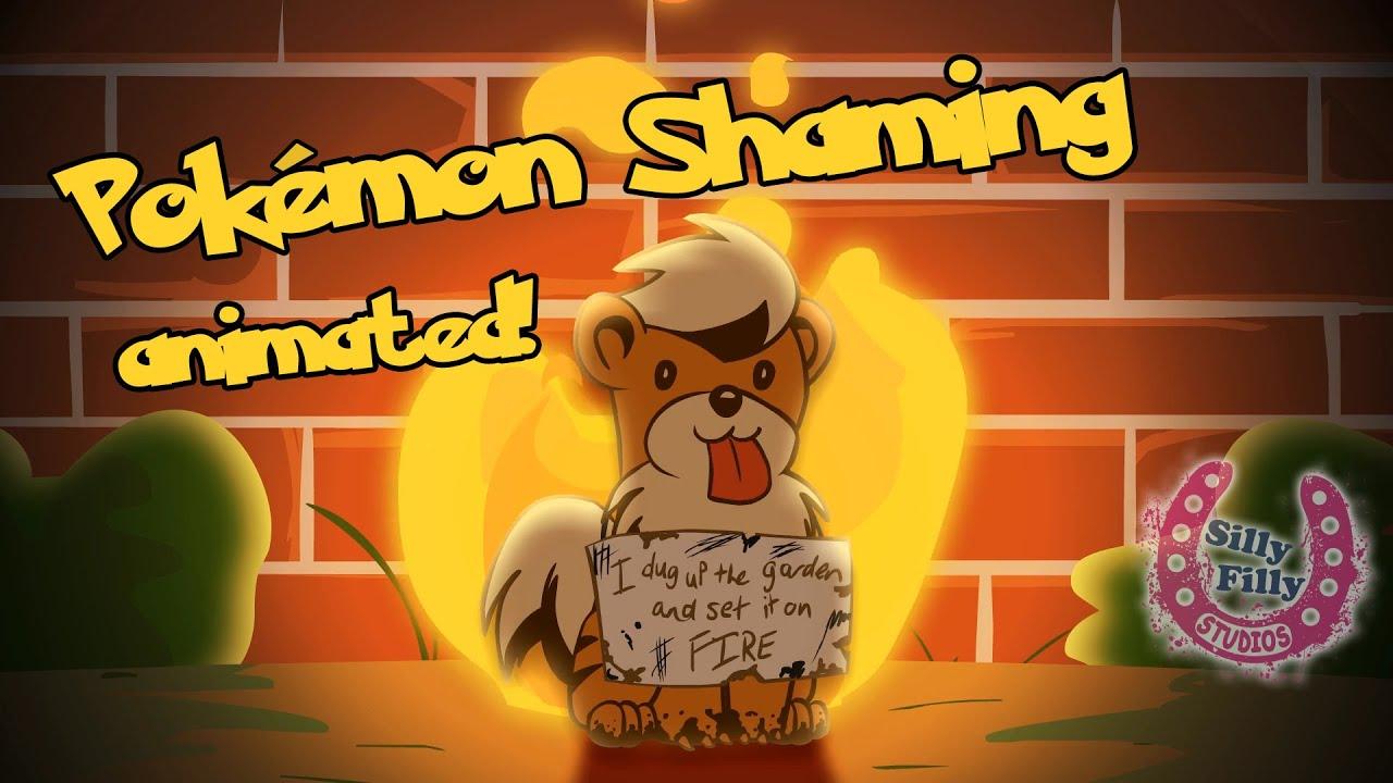 pokemon shaming animated youtube