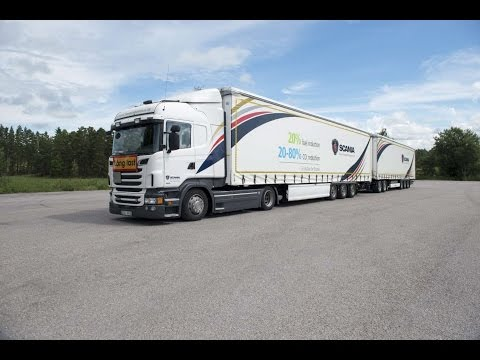 Scania RoadTrain