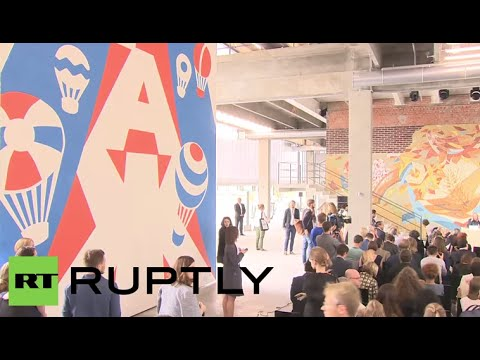 Russia: Get a first glimpse inside new Garage Museum of Contemporary Art building