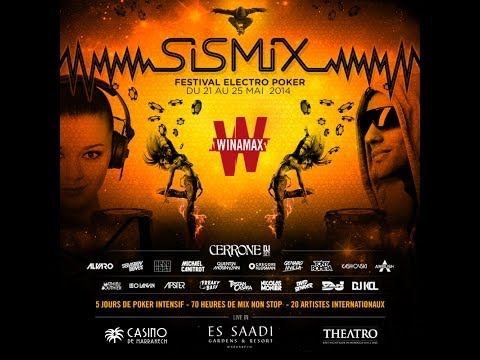 TEASER 03 / Festival SISMIX By WINAMAX / Du 21 au 25 Mai 2014 / EsSaadi / Theatro Marrakech
