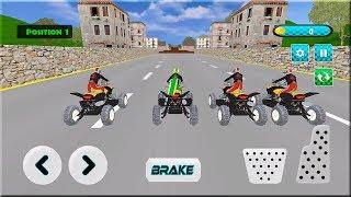 Bike Racing Games - Pro Atv Bike Stunts Game Android Gameplay