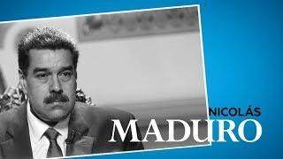 'Conversando con Correa': Nicolás Maduro