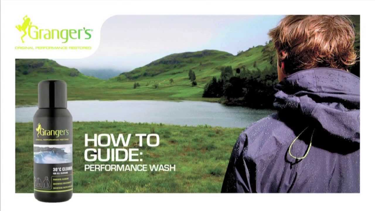 How to use Granger's Performance Wash