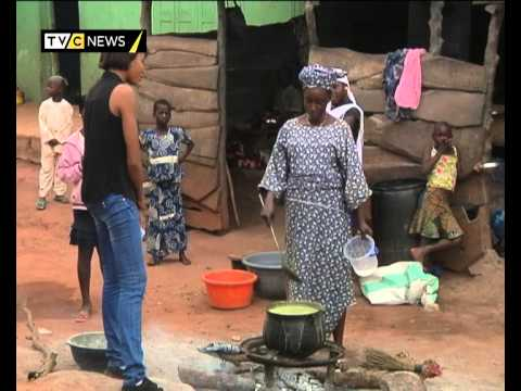 Nigeria's town of 'multiple births'