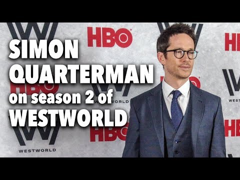 Simon Quarterman on 'Westworld' season 2, Lee Sizemore's new dilemma and the nude scene