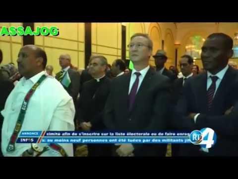 Djibouti: 40éme anniversaire en Allemagne