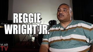 Reggie Wright Jr on Death Row / Bad Boy Altercation, 2Pac Grabbing His Gun (Part 12)