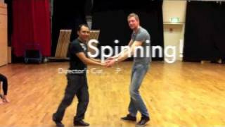Salsa Spinning