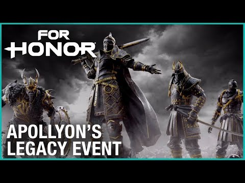 For Honor: Season 5 - Apollyon's Legacy Event | Trailer | Ubisoft [US]
