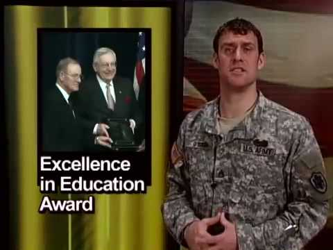 IMCOM wins Excellence in Education Award - U.S. Army, Installation Management Command
