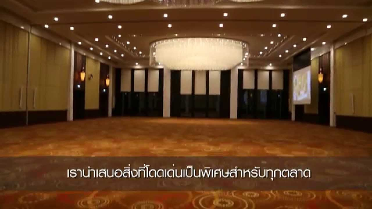 The chandeliersheraton hua hin resort spa youtube the chandeliersheraton hua hin resort spa arubaitofo Image collections