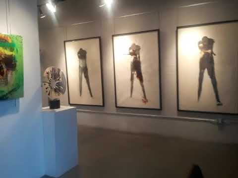Macart gallery in fort lauderdale.  Worth a look in mass district... tour with adam