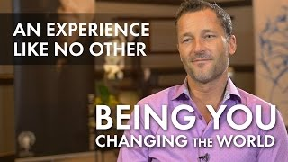 Being You Changing the World with Dr Dain Heer — An Experience Like No Other