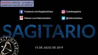 horscopo-diario-sagitario-15-de-julio-de-2019