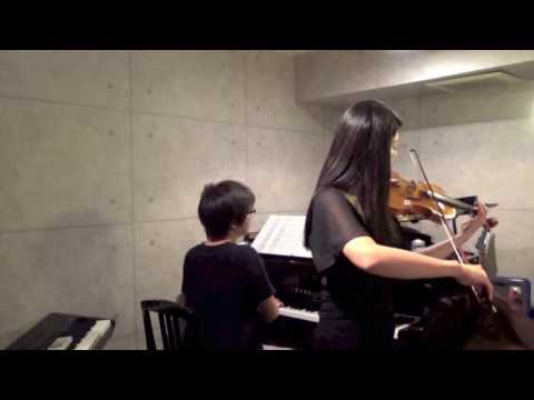 XJAPAN 「Without you」 Violin&Piano