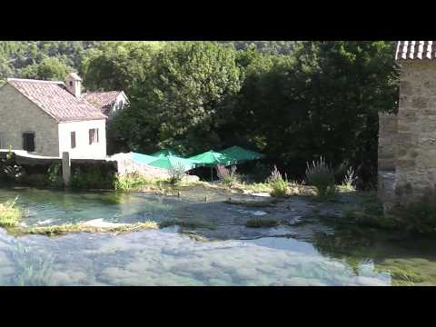 My first Croatia holiday video