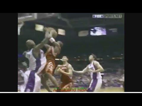 Steve Francis 23 Points 8 Ast @ Milwaukee, 2003-04,