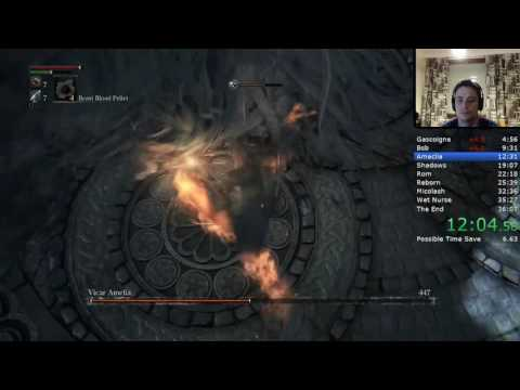 Bloodborne Current Patch Any% in 32:16 IGT (Former World Record)