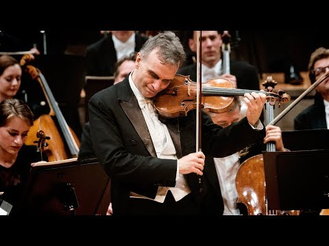Bach: Gavotte en Rondeau for solo violin / Shaham