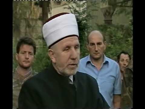 DŽENAZA ENVERA ŠEHOVIĆA, SARAJEVO 29.JULI 1993.