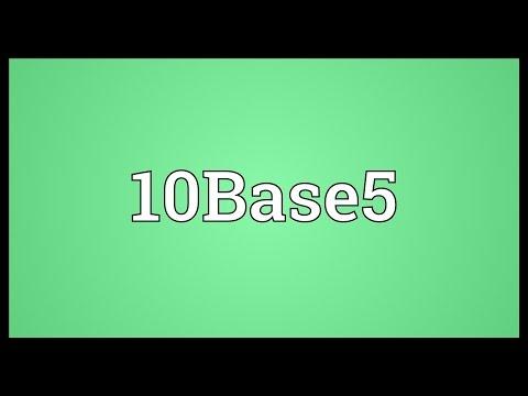 Header of 10Base5