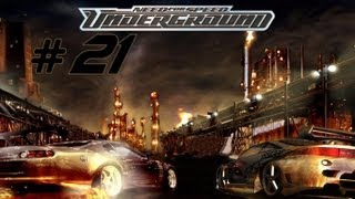 Need for Speed: Underground - Walkthrough - Part 21 - Saturday Night Drive (PC) [HD]
