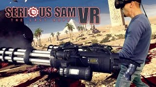 Serious Sam VR - Early Access Trailer