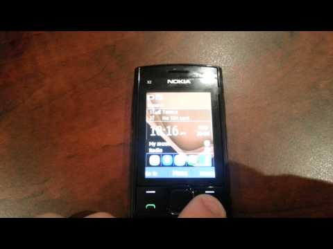 Nokia X2 - How to change languages