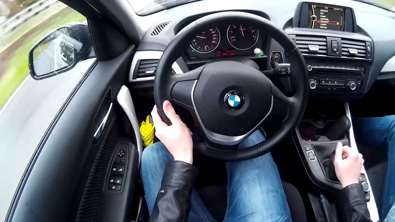 bmw 116i f20 2013 pov drive youtube. Black Bedroom Furniture Sets. Home Design Ideas