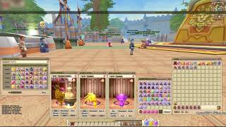 Ignit Games Grand Fantasia: Alquimia del Jugador Agosto 2017 - Player's Alchemy August 2017