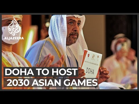 Doha to host 2030 Asian Games, Riyadh 2034 edition