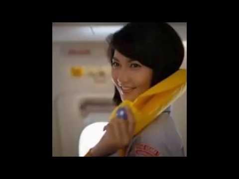 Wow Servis Istimewa Pramugari Cantik Tni Au Di Pesawat Kepresidenan