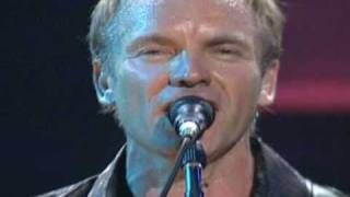Sting - Every Breath you take @Brand New day Concert