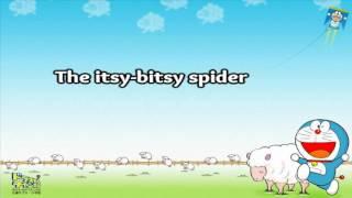 Itsy Bitsy Spider Karaoke Slow