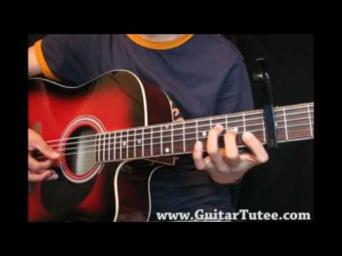 Kate Voegele Hallelujah By Guitartutee Youtube