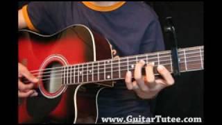 Kate Voegele  - Hallelujah, by www.GuitarTutee.com