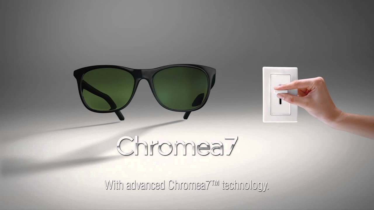 99afb2cf1f5 Experience Transitions® Signature™ lenses in Graphite Green - YouTube