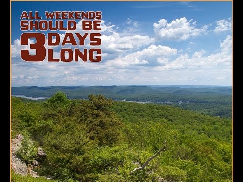 Memorial Weekend 2016 in the White Mountains - Day 1