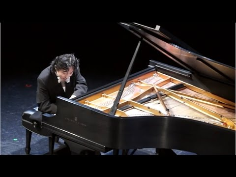 Sheng Cai plays Liszt: Spanish Rhapsody
