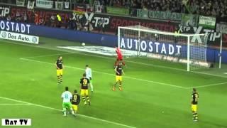 VfL Wolfsburg vs Borussia Dortmund 1-2 all goals and highlights 05.12.15 HD