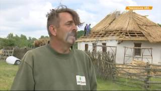 Влюбленный в Украину! Поляк бесплатно ремонтирует Казацкий хутор в Черкасской области
