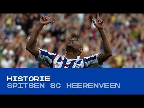HISTORIE | De spitsen van sc Heerenveen