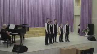 Вокальный ансамбль мальчиков и юношей «Соловушки»