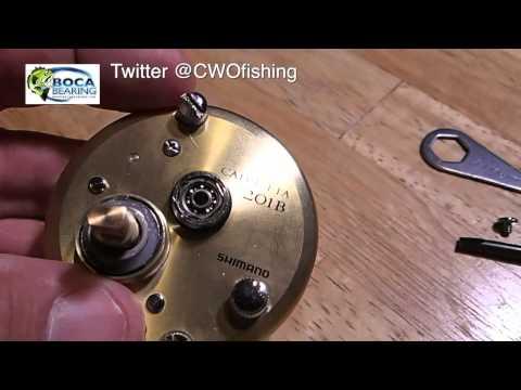 Carbontex Drag CATALA Shimano Super Tune ABEC-7 Spool Bearings