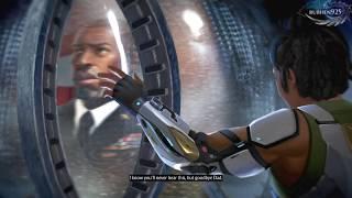 MK11 Jacqui Briggs ENDING (Mortal Kombat 11 Jacqui Briggs Klassic Tower ENDING)