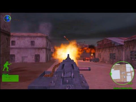 Delta Force Black Hawk Down Walkthrough: Gasoline Alley HD
