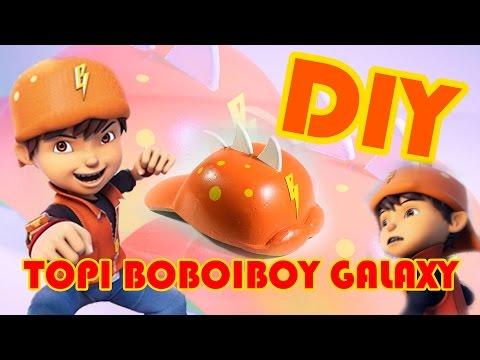 Cara Membuat Topi Boboiboy Galaxy как поздравить с днем рождения