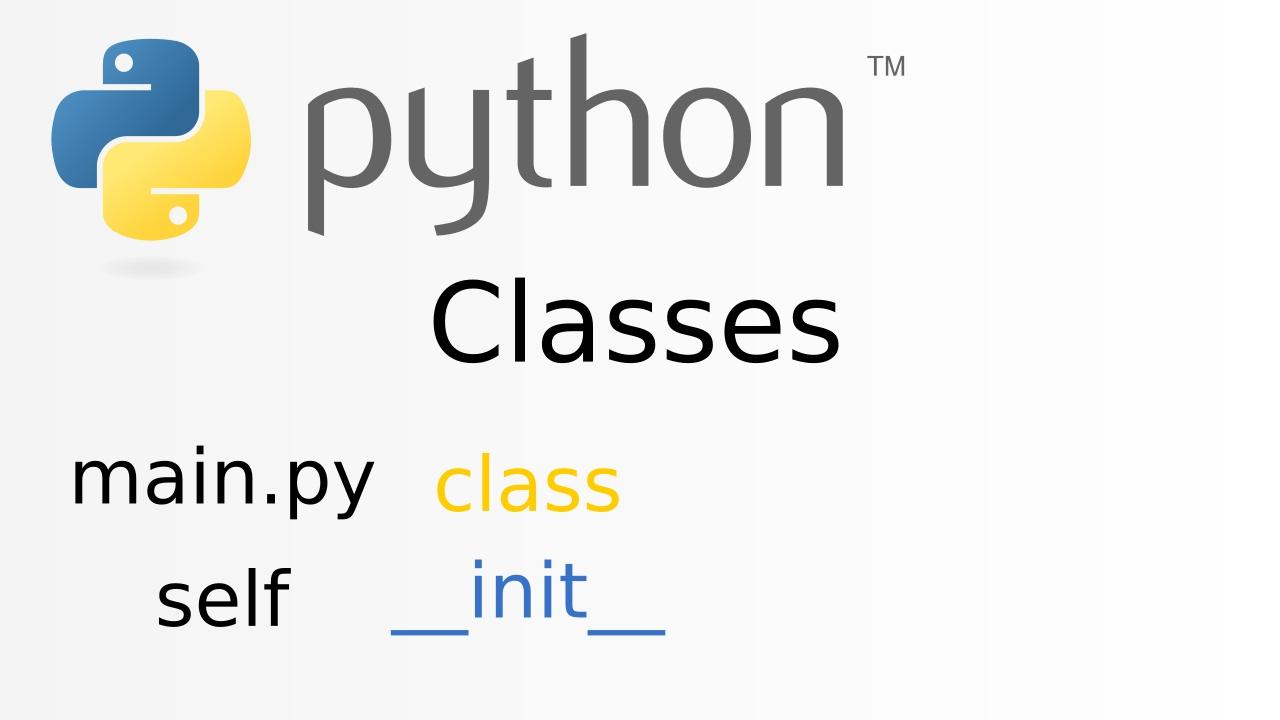 Resultado de imagen para __init__ python